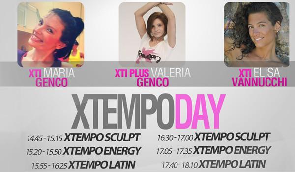 X TEMPO DAY – 10 aprile