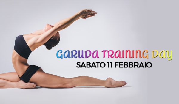 Garuda Training, prenota la tua lezione di prova