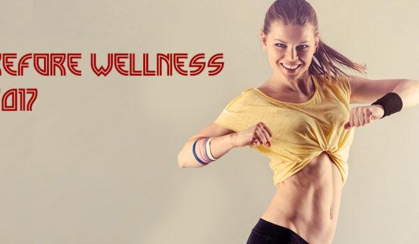 Before Wellness – 27 e 28 maggio