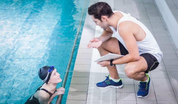 Lezioni di nuoto individuali e di coppia