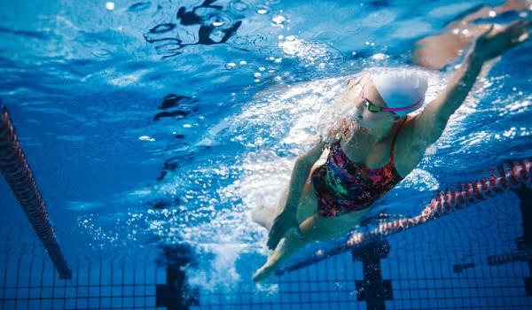 Palinsesto nuoto libero fino al 16 settembre
