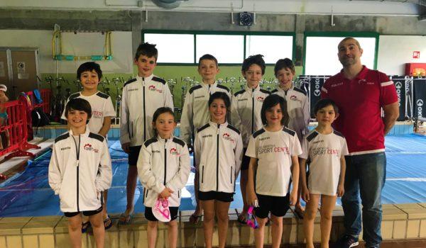 Nuoto: 3 argenti al 9° Circuito provinciale CSI