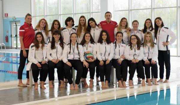 Pallanuoto Femminile: al via il campionato 2019 per la Sport Center Parma