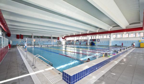 Palinsesto nuoto libero: variazione dal 9 al 30 giugno